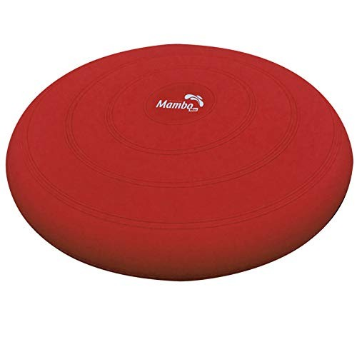 MSD0133 - Coussin Dyn'air Mambo Max - Rouge - 33 cm