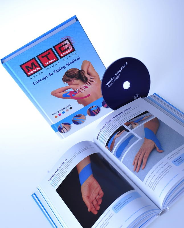 Livre de formation Taping