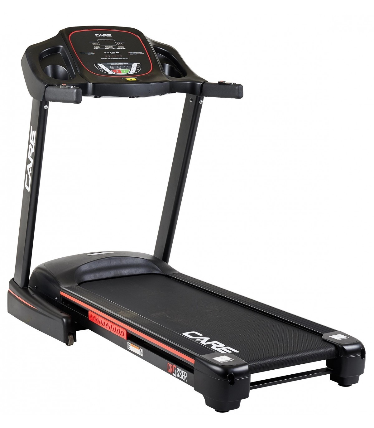 Tapis de course CONNECTABLE CROSSER - Care Fitness