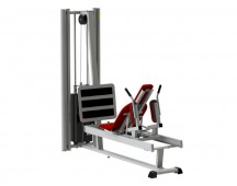 Presse horizontale mixte charge frontale 120kg - Modulo Evolution